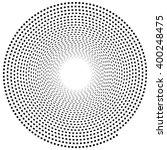 abstract spiral element....   Shutterstock .eps vector #400248475