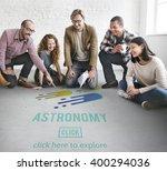 astronomy science solar system... | Shutterstock . vector #400294036