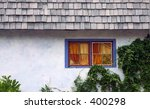 cottage wall | Shutterstock . vector #400298