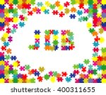 "the word ""job"" laid out the... 