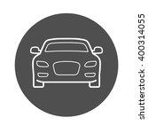 car icon | Shutterstock .eps vector #400314055