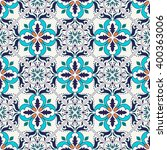 vector seamless texture.... | Shutterstock .eps vector #400363006