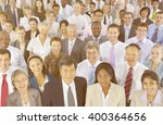 business people colleague... | Shutterstock . vector #400364656