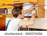 Handyman Fixing Kitchen's...
