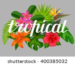 background with stylized... | Shutterstock .eps vector #400385032