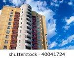 Modern Tall Residential...