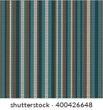 Seamless Pattern With Brown An...