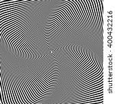 abstract spirally  inward... | Shutterstock .eps vector #400432216