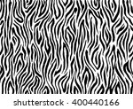 Zebra Stripes Abstract Pattern...