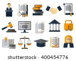 legal compliance deal... | Shutterstock .eps vector #400454776