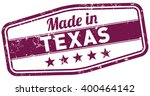 made in texas | Shutterstock .eps vector #400464142