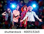 group of cheerful friends...   Shutterstock . vector #400515265
