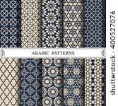 Arabic Vector Pattern Pattern...