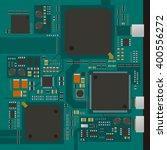 Electric Circuit Board  Variou...
