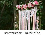 Arch For The Wedding Ceremony ...