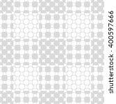 seamless geometric pattern.... | Shutterstock .eps vector #400597666