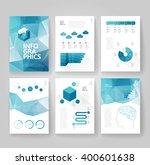 business brochure design...   Shutterstock .eps vector #400601638