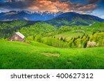 spectacular wilderness in... | Shutterstock . vector #400627312