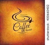 restaurant or coffee house menu ... | Shutterstock .eps vector #400660402