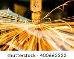 industrial welding automotive... | Shutterstock . vector #400662322
