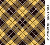 tartan seamless pattern. trendy ... | Shutterstock .eps vector #400717066