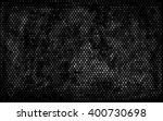 abstract grunge grid polka dot... | Shutterstock . vector #400730698