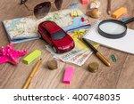 travel concept | Shutterstock . vector #400748035