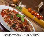 Homemade Spaghetti Bolognese O...