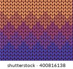 Seamless Gradient Knitting...