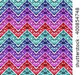 abstract zigzag texture  ... | Shutterstock . vector #400854748