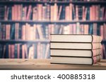heavy book | Shutterstock . vector #400885318