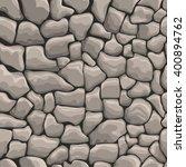 Rock Stone Wall Seamless...