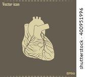 heart icon | Shutterstock .eps vector #400951996