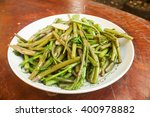 stir fried chinese morning... | Shutterstock . vector #400978882