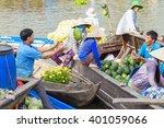 Soc Trang  Vietnam   February...