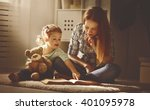 happy family mother and... | Shutterstock . vector #401095978