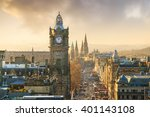 Old Town Edinburgh And...