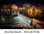 pigeon forge  tennessee  usa.... | Shutterstock . vector #401167546