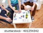 leisure  games  friendship ... | Shutterstock . vector #401254342