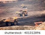 machinery  mining | Shutterstock . vector #401312896
