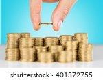loan. | Shutterstock . vector #401372755