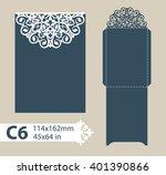 template congratulatory... | Shutterstock .eps vector #401390866