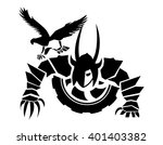 knight | Shutterstock . vector #401403382