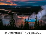 Yellowstone National Park Afte...