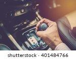 business man driver hand...   Shutterstock . vector #401484766