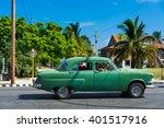 havana  cuba   july 03  2015 ...   Shutterstock . vector #401517916