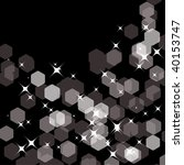 black party background | Shutterstock .eps vector #40153747