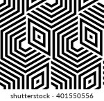 abstract geometric pattern with ... | Shutterstock . vector #401550556