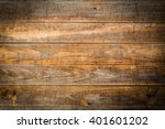 wood plank brown texture... | Shutterstock . vector #401601202