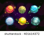 elemental planets  fantasy...